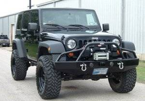 Ranch Hand Bumpers - Jeep Wrangler JK 2007-2016