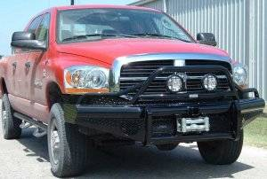 Ranch Hand Bumpers - Dodge RAM 2500/3500 2006-2009