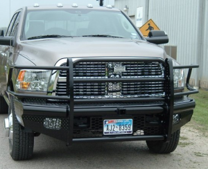 Ranch Hand Bumpers - Dodge RAM 2500/3500 2010-2018