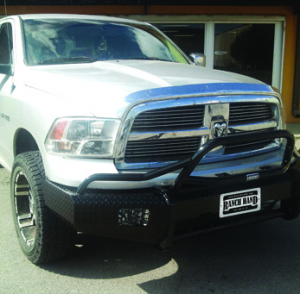 Ranch Hand Bumpers - Dodge RAM 1500 2009-2012