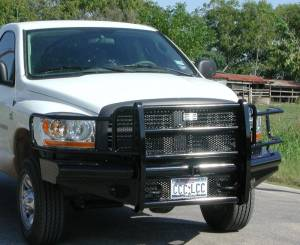 Ranch Hand Bumpers - Dodge RAM 1500 2006-2009 Mega Cab