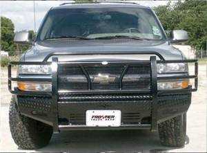 Front Bumper Replacement - Chevy - Frontier Gear - Frontier 300-29-9005 Front Bumper Chevy Suburban 2000-2006