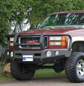 Truck Bumpers - Trail Ready - Chevy CK1500/CK2500/CK3500 1981-1987