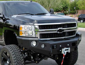 Truck Bumpers - Trail Ready - Chevy Silverado 2500/3500HD 2007-2010