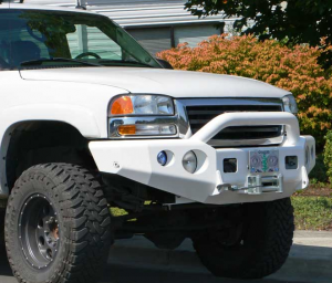 Truck Bumpers - Trail Ready - Chevy Silverado 2500/3500HD 1999-2002