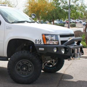 Truck Bumpers - Trail Ready - Chevy Suburban and Tahoe
