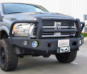 Truck Bumpers - Trail Ready - Dodge Ram 2500/3500 2010-2014
