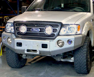 Truck Bumpers - Trail Ready - Ford F150 1992-1996