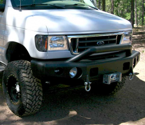 Truck Bumpers - Trail Ready - Ford E150/E250/E350/E450