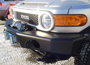 Truck Bumpers - Trail Ready - Toyota FJ Cruiser