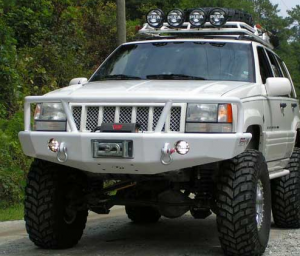 Truck Bumpers - Trail Ready - Jeep Cherokee XJ