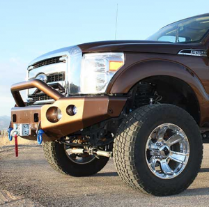 Truck Bumpers - Trail Ready - Ford Excursion