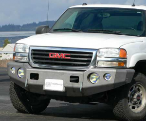 Truck Bumpers - Trail Ready - GMC Sierra 1500/2500/3500 1981-1987