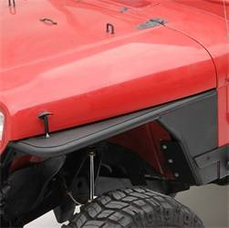 Fenders and Components - Fender - Smittybilt - Smittybilt 76862 XRC Tube Fender