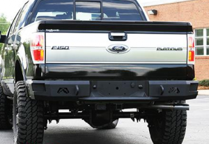 Fab Fours Premium - Rear Bumpers - Ford