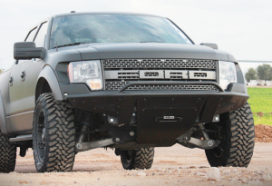Truck Bumpers - LEX Bumpers - Ford Raptor Bumpers