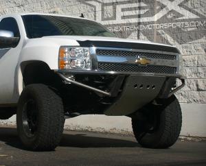 Truck Bumpers - LEX Bumpers - Chevy Silverado Bumper