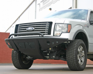 Ford 150 Ecoboost Bumpers