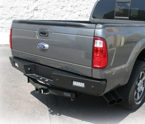Truck Bumpers - LEX Bumpers - Ford Super Duty Bumpers